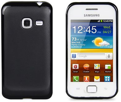 TPU Case For Samsung Galaxy Ace Duos S6802 (black)
