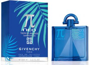 8f10bea377f Givenchy Pi Neo Tropical Paradise for Men  100 ml
