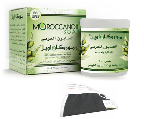 moroccan 100 olive oil black bath soap with free luffa 250 ml review and. Black Bedroom Furniture Sets. Home Design Ideas