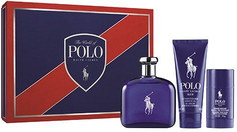4833f22c0a Ralph Lauren Polo Blue Gift Set for Men (EDT 125ml