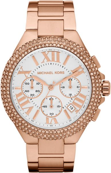 cd5e2ef99ef5 Michael Kors Camille Watch for Women - Analog Stainless Steel Band - MK5636.  by Michael Kors