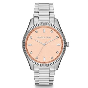 85e4ac07f8c7 Michael Kors Blake For Women Rose Gold Dial Stainless Steel Band Watch -  MK3239