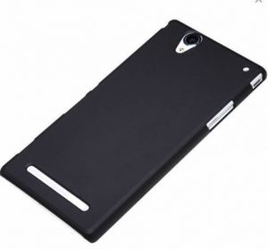 Nillkin Super Frosted Hard Back Cover Case For Sony Xperia T2 Ultra With Nillkin Screenguard