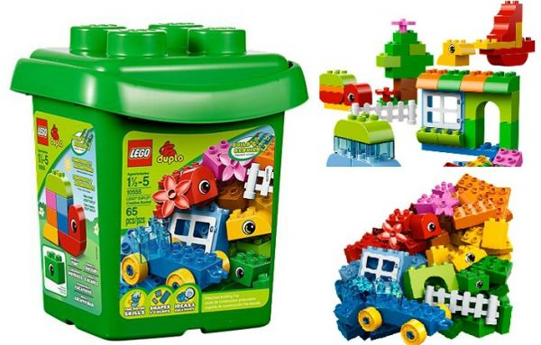 Price, Review, and Buy LEGO DUPLO Creative Bucket | KSA | Souq