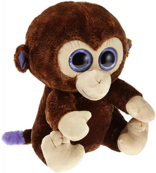 c48da756fd5 TY Beanie Boos Brown Coconut Monkey