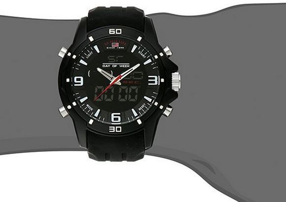 u s polo us9490 for men analog digital casual watch review and u s polo us9490 for men analog digital casual watch