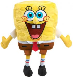 7b569debcf3 Just Play SpongeBob Medium SpongeBob Plush