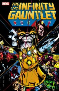 The Infinity Gauntlet by Jim Starlin - Paperback