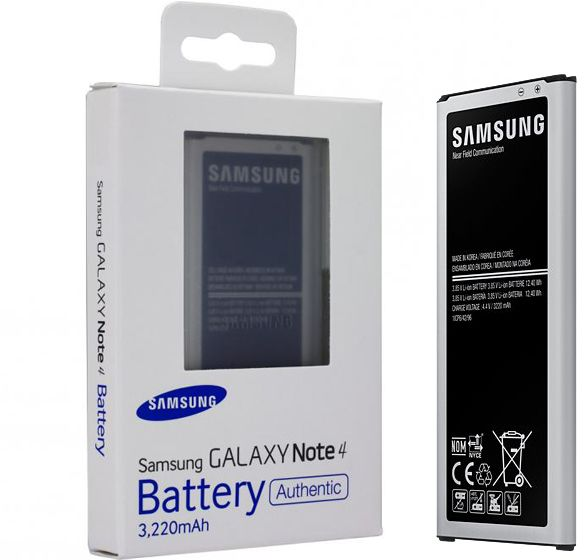 f55e7d5aa39 Samsung Galaxy Note 4 Batteries: Buy Samsung Galaxy Note 4 ...