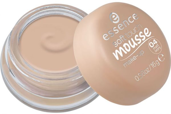 essence soft touch mousse make-up 04, review and buy in Riyadh ...