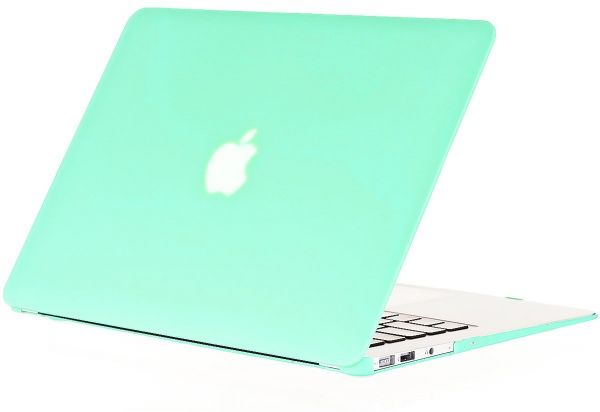 Rubberized Hard Case Cover For Apple Macbook Air 13 3 Inch Mint