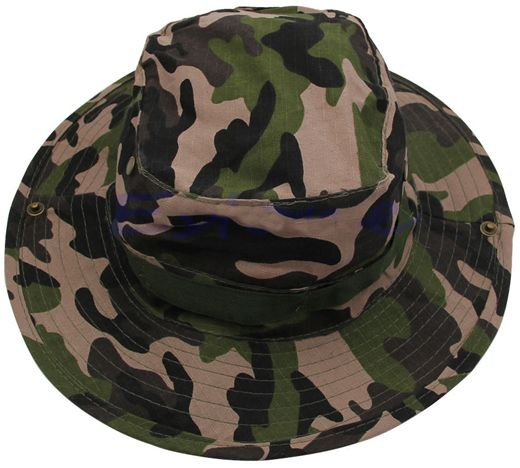 1ae1d6d351f Camouflage Military Outdoor Cap Hiking Mountaineer Camping Fishing Boonie  Hat BQ791