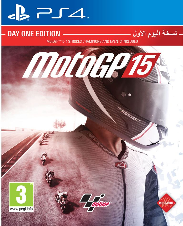 MotoGP 15 Day One Edition (PS4)