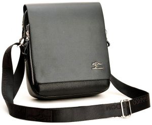 Men s Genuine Leather Kangaroo Kingdom Brand Messenger bag, Tablet cross  body shoulder Travel Bag 4a07406d3b