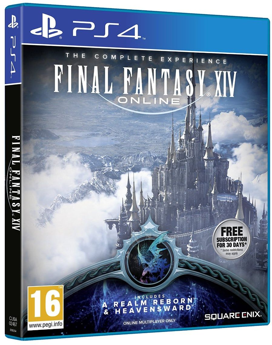 Final Fantasy XIV Online ‫(PS4)