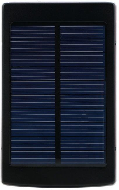 30000Mah Universal Solar Charger 20 LED Camp Light Portable Power Bank for HTC Iphone Samsung Black