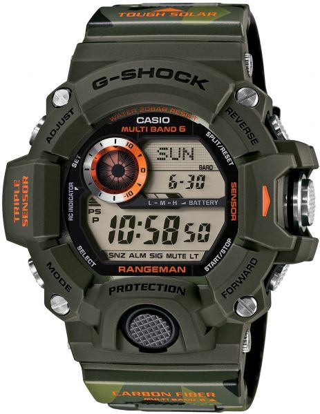 casio g shock rangeman for men digital carbon fiber band watch casio g shock rangeman for men digital carbon fiber band watch gw 9400cmj 3dr