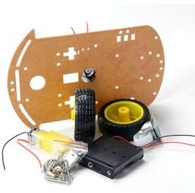 Arduino 2WD Smart Car Robot Chassis Kit