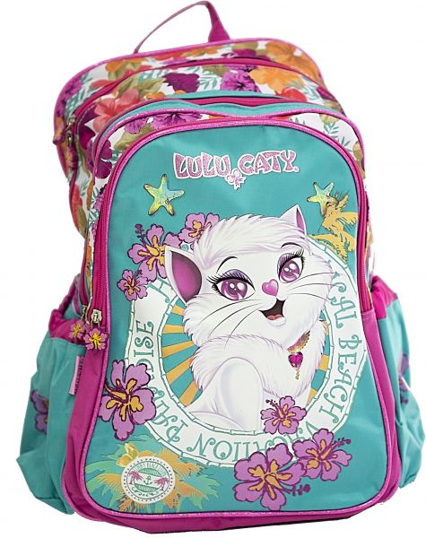 Backpack bag for girls paradise by lulu caty 17 review and buy