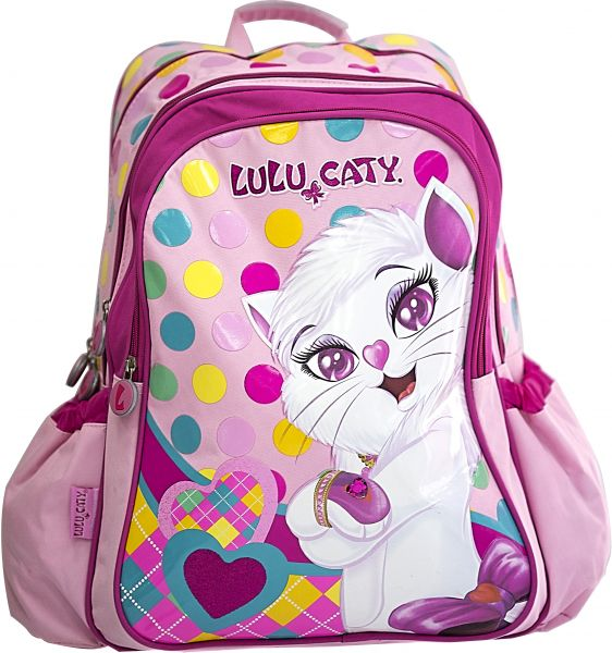 Backpack bag for girls heart by lulu caty 17 review and buy in