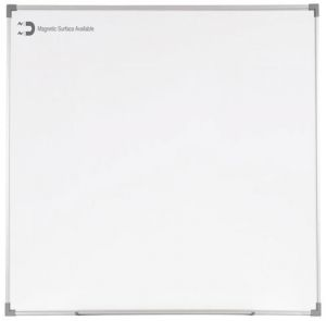 KANZ White Board Magnetic, 60X90 CM