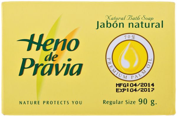 heno de pravia natural bath soap 90 grams review and buy in riyadh jeddah khobar and rest of. Black Bedroom Furniture Sets. Home Design Ideas
