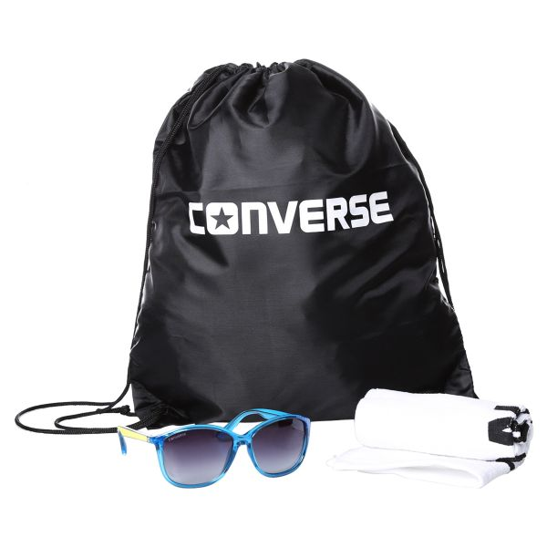 92e6ebf9be06ee Converse Round Women s Pedal Sunglasses CONPEDA-BLE-Bundle with ...