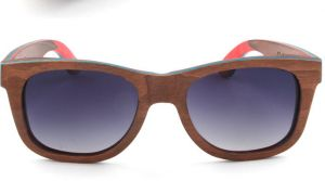 b02c26a411 Retro Wooden UV400 Sunglasses Handmade Wood Sunglasses Driving Polarized  Sun Glasses
