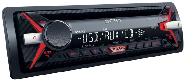 Buy Sony Xplod Car Audio Stereo Cd  Usb  Mp3 Player Cdx