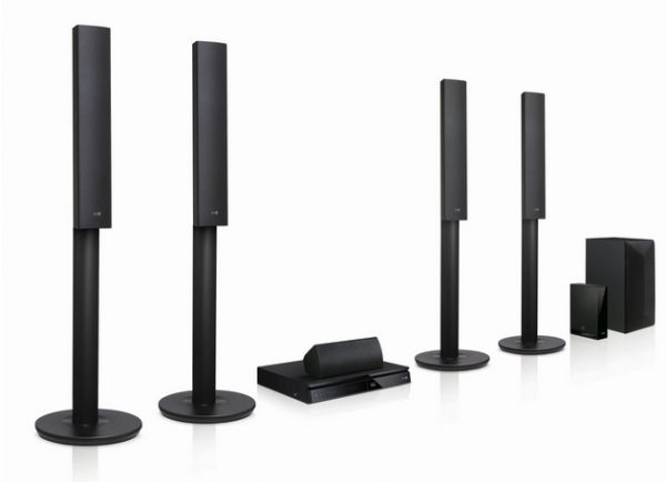 LG LHB535 Home Theater System Driver Windows 7