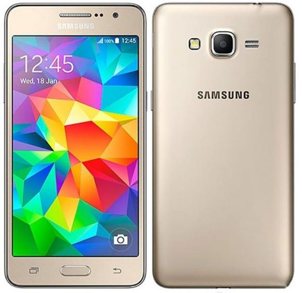 Samsung Galaxy Grand Prime - 8GB, 3G, WiFi, Gold