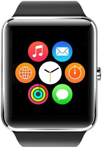 Iwatch Smart Phone Watch With Bluetooth Connection For