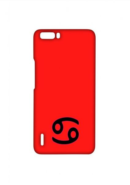 Price Review And Buy Rangdes Huawei Honor 6 Cancer Symbol Back