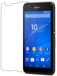 Tempered Glass Screen Protector for Sony Xperia e4