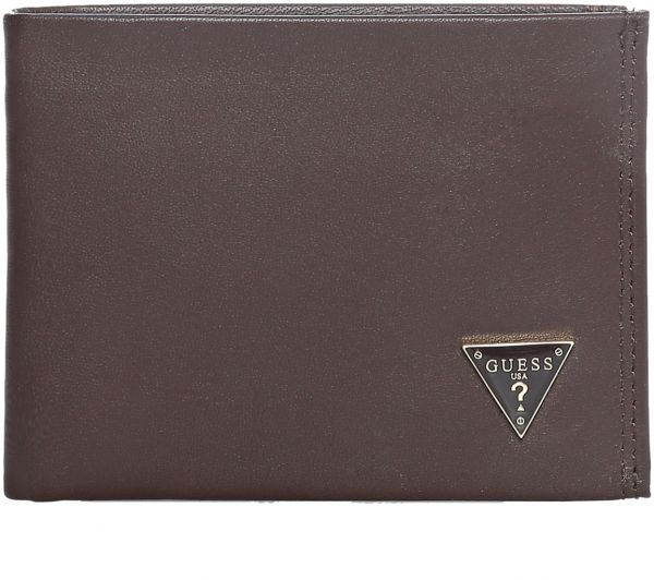 Guess 31GU22X030 Passcase Billfold Wallet for Men - Leather bb8b0f25a89cf