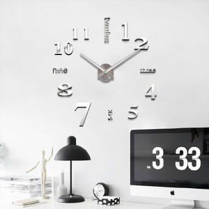 wall clock ajanta casio diy clock uae souq com