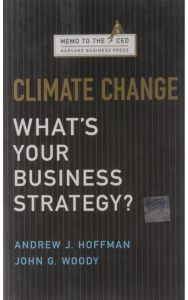 Climate Change What's Your Business Strategy? by Andrew J. Hoffman and John G. Woody - Hardcover