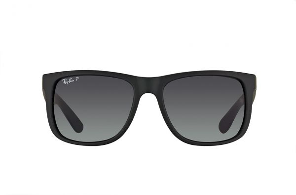 43279078cf4 Ray-Ban Unisex Polarized Justin Sunglasses- Black Frame