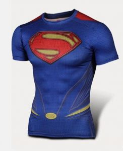 buy superhero marvel superman comics costume sport t shirt short rh uae souq com
