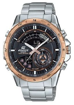Casual Watch from Casio for Men, ERA-200DB-1A9DR