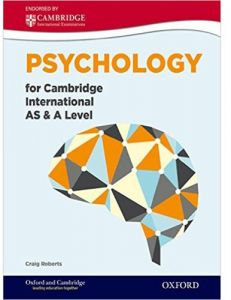 Psychology for Cambridge International AS and A Level by Craig Roberts - Mixed Media
