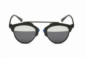 9759bd1a2a3 The Fashion unisex CD cat eyes retro personality sunglasses WDP9771-2