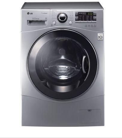Lg 8kg Front Load 1200 Rpm Washing Machine With Direct Drive Motor