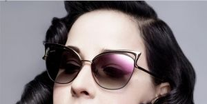 f911dadb82a7 Women cat-eye sunglasses hot style for girl clubmaster sun glasses metal UV  Protect sunglasses