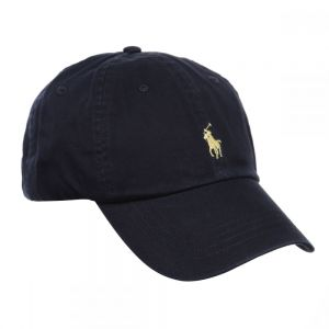 9613efcffc6 Polo Ralph Lauren Signature Pony Cap with Leather Buckle Strap for Men