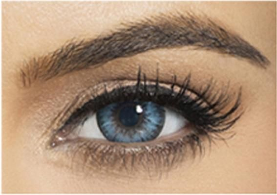 72795ea417c Bella Colored Diamond Collection Cosmetic Contact Lenses - Pacific Blue