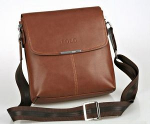 cd625c31aa FANKE Polo BY-24 Business Style for Messenger Bag Briefcase for Men -  Leather