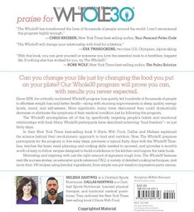 The Whole30 - The 30-Day Guide to Total Health and Food Freedom