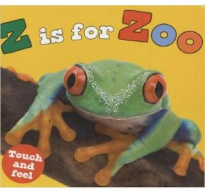 Z is for Zoo by Roger Priddy - Hardcover