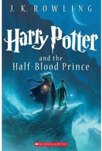 Harry Potter and the Half-Blood Prince by J. K. Rowling - Paperback